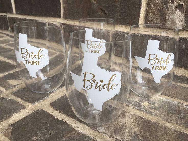 Best Wine Glasses Images On Pinterest Etsy Shop Plastic And - Vinyl decals for glassware