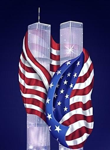 september 11 flags