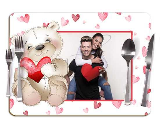 Tovaglietta in Sughero Sweet teddy bear