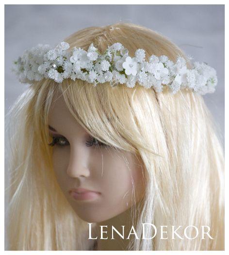 Wianek / wreath by  LenaDekor.pl