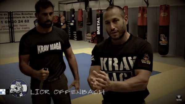 This is What a REAL KRAV MAGA MASTER Looks Like!