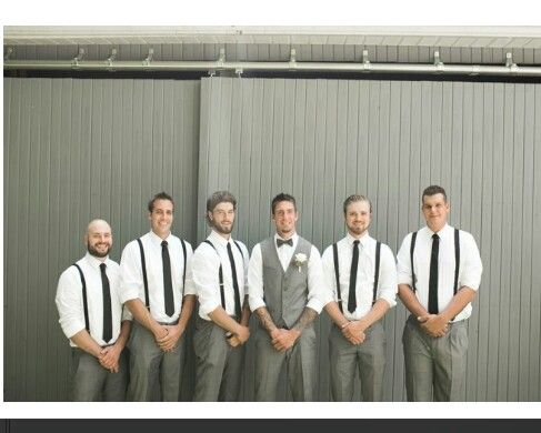 Groom and groomsmen attire!!!