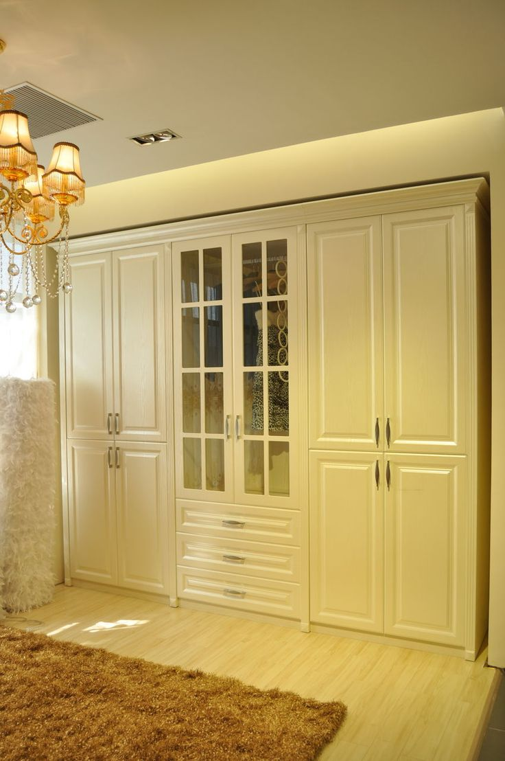 25 best ideas about wardrobe cabinets on pinterest - Bedroom cabinets with sliding doors ...