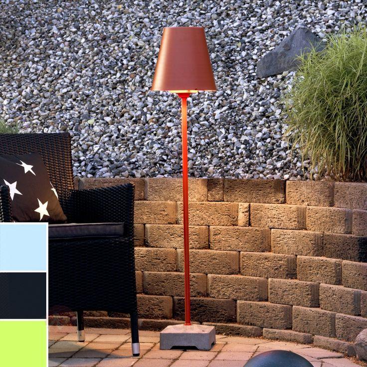 Utendørs stålampe som forvandler terassen til din 2. stue :)