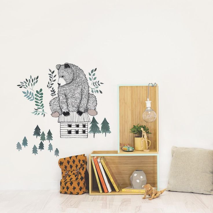 25 b sta id erna om wandsticker kinderzimmer p pinterest. Black Bedroom Furniture Sets. Home Design Ideas