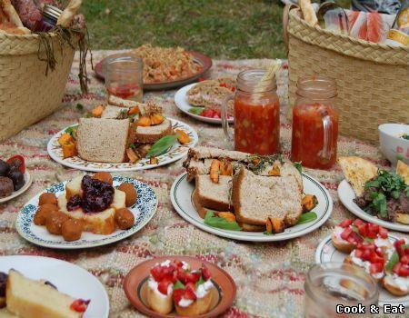 Пикник - Умная кухня - Питание - Cook and Eat
