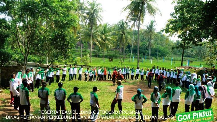 Wisata Outbond Goa Pindul
