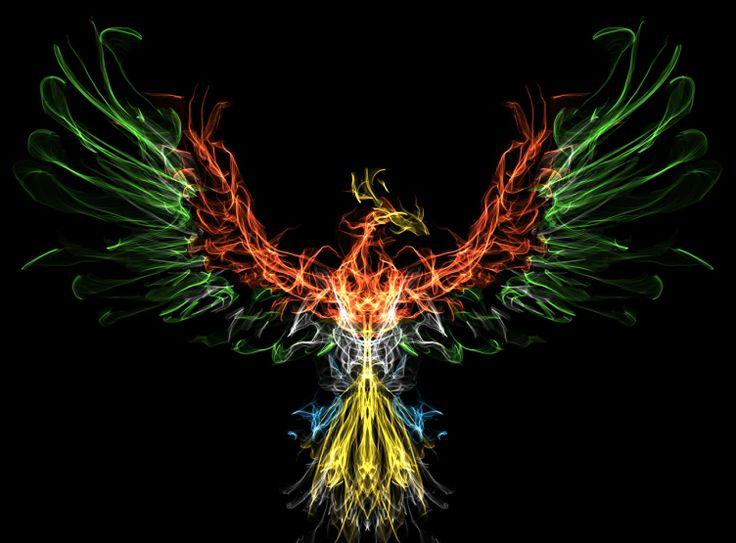 Interactive Art Phoenix And Silk On Pinterest