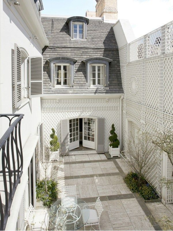 #french #townhome #luxury