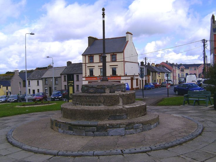 The Bull Post, Ballybricken Waterford