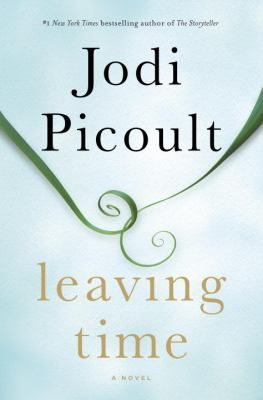 Leaving Time by Jodi Picoult. Provo City Library pick for best books of 2014.