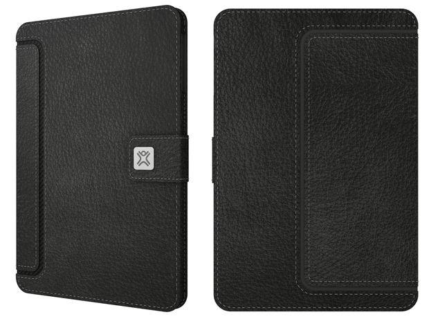 Una custodia a portafoglio per iPad Mini business oriented che offre al professionista protezione coniugando un design sofisticato con le ultime tendenze della moda - electromaniaco - #affare