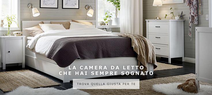 17 migliori idee su camera da letto grigio bianco su - Camera matrimoniale ikea ...