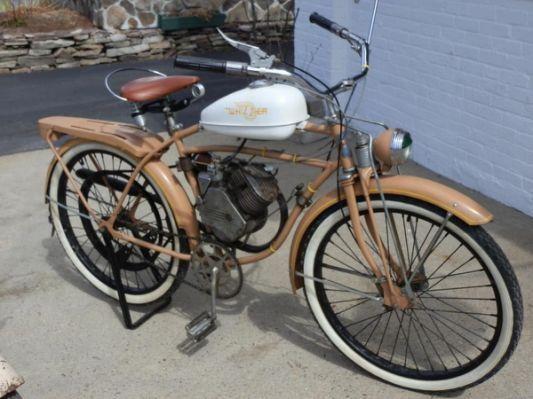 118 Best Whizzer Motorbike Images On Pinterest Motors