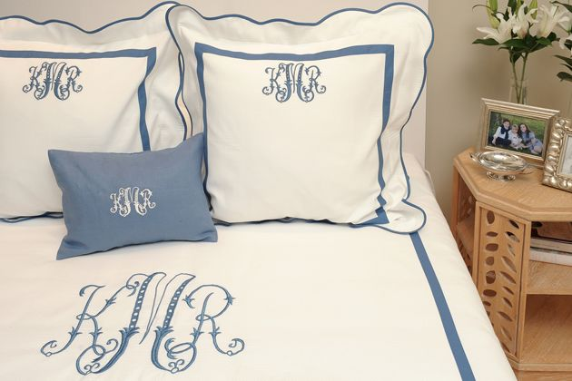 Awesome Monograms Add the Personal Touch in Your Home