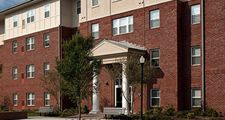 Located in the heart of campus next to the Russell Union, Landrum Cafeteria, the University Store and the Fine Arts Building, Centennial Place provides students with great living opportunities that place them close to all of the resources and services that Georgia Southern Campus provides. Students living in Centennial Place share the gaming area, classrooms and computer lab located in Building 2 along with a Cold Stone Creamery and Einstein's Bagel Company.