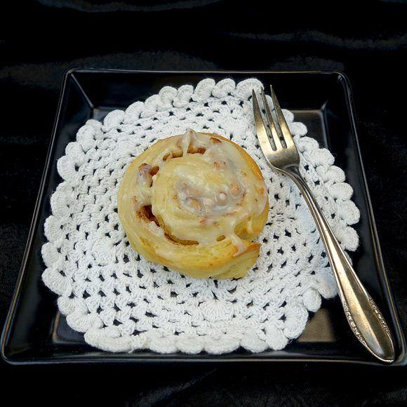 Klein und lecker: Zimtschnecken mit Apfel - Rezept + Tipps ...