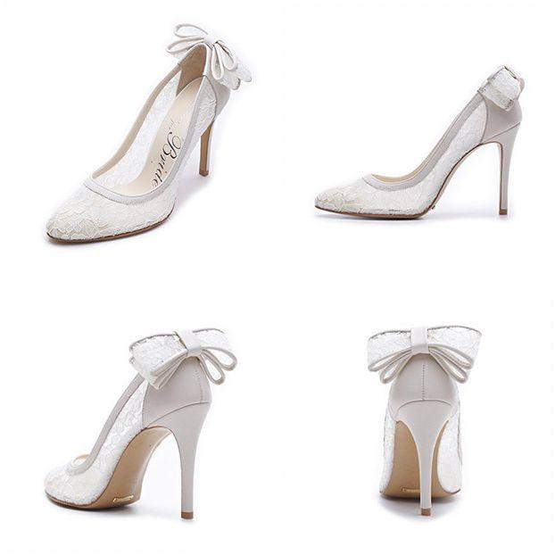 #namuhana #fashion #trend #designer #handmade #wedding #bridal #ribbon #race #mesh #shoes #pumps #white #NW008WH #패션 #트렌드 #디자이너 #슈즈 #나무하나 #수제화 #구두 #웨딩 #신부 #결혼 #웨딩슈즈 #리본 #레이스 #망사 #펌프스