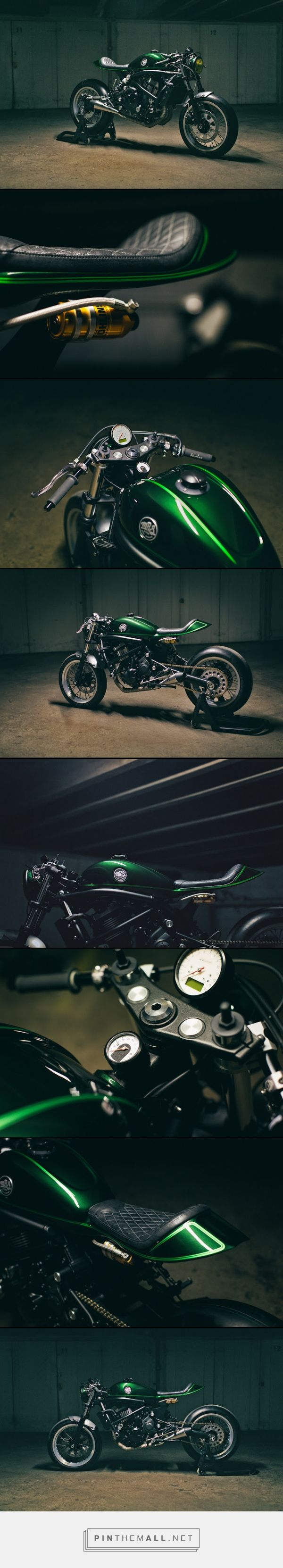 Accurate Description - Kawasaki Vulcan Cafe Racer ~ Return of the Cafe Racers - created via https://pinthemall.net