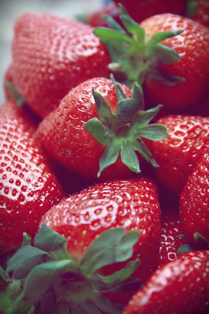 Any type of berry is an excellent source of anti-oxidants!