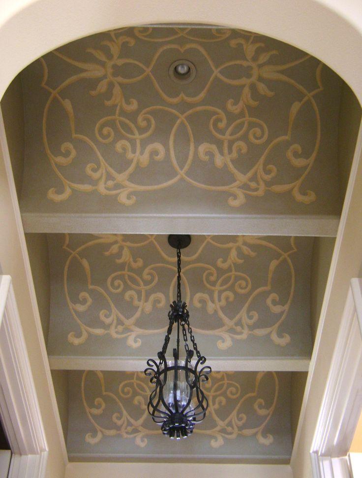 Master Bedroom Vestibule Ceiling Orlando Florida By Jeff Huckaby Jh Studio Ornamental