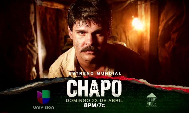 Mira los primeros teasers de 'El Chapo' de Netflix y Univision #series
