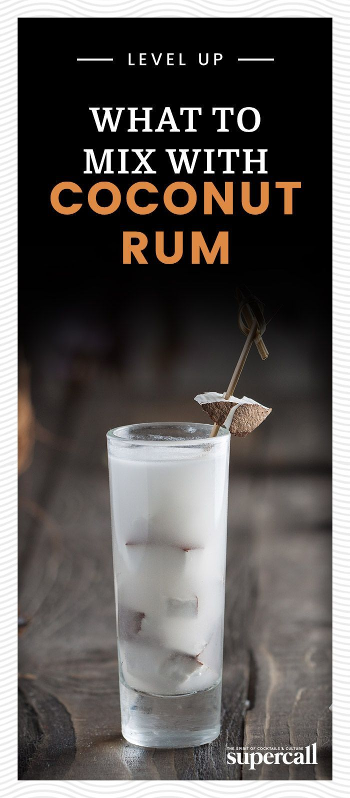 What To Mix With Coconut Rum