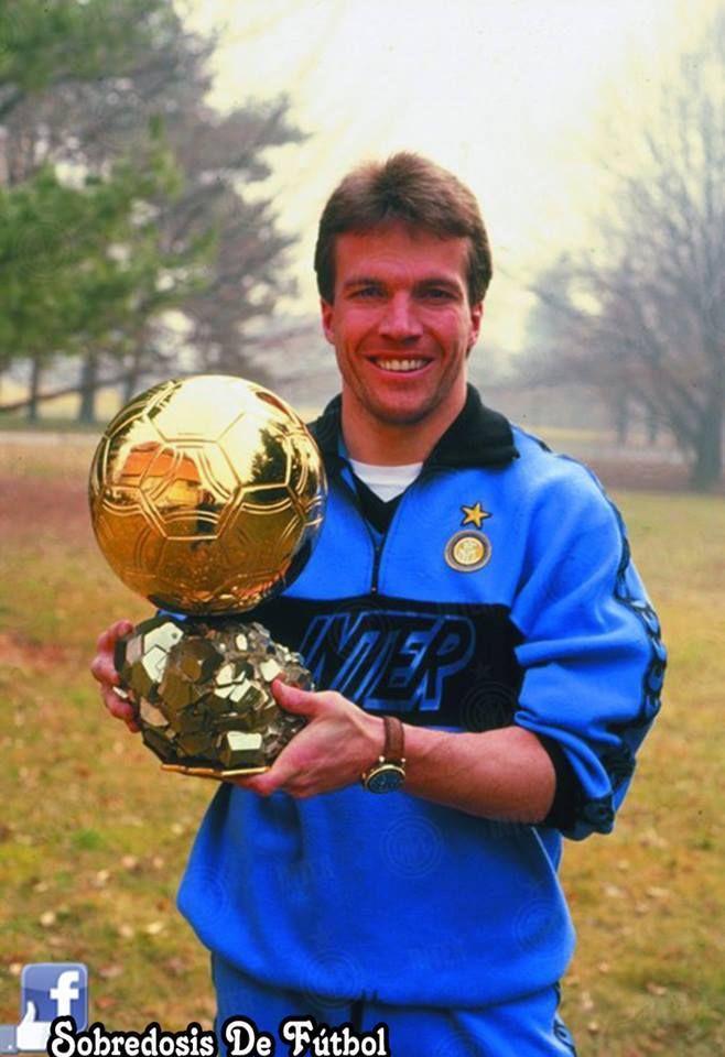 Lothar Matthaus, Balón de Oro,1990