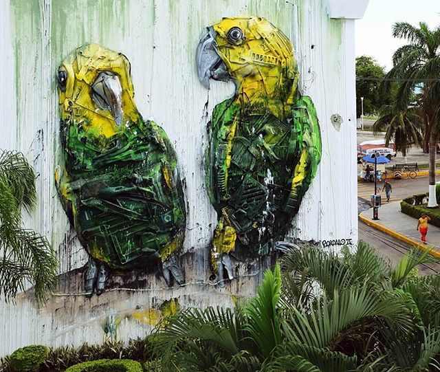 @b0rdalo_ii in Ciduad del Carmen, Mexico. #art #artist #painting #contemporaryart #streetart #streetartofficial #contemporaryartcurator