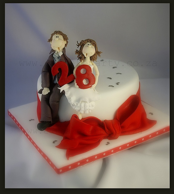 Happy 28th Anniversary By Dot Klerck Via Flickr