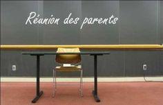 Préparer la réunion de parents de rentrée