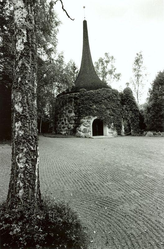 Nygrenska kapellet, Valdermarsvik - Sigurd Lewerentz, 1916