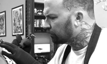 Tattoo Artist Provides Free Nipple Tattoos To Breast Cancer Survivors | The Huffington Post