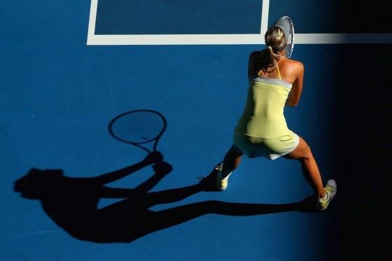 Maria Sharapova – 2013 Australian Open #tennis #ausopen  www.australianopen.com