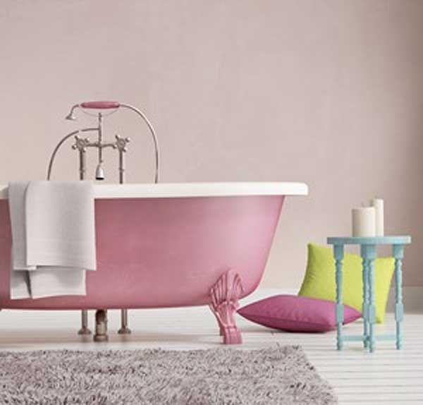 salle-de-bain-beton-cire-rose