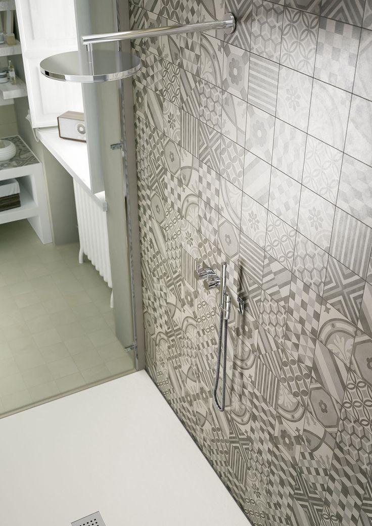 Die besten 25+ Graues badezimmer dekor Ideen auf Pinterest - rollo für badezimmer