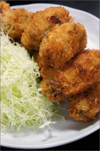 牡蠣フライレシピ(冷凍牡蠣をおいしく食べる!) by はなこさん ...