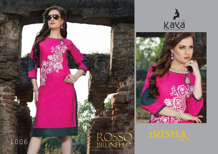 Buy Designer Kaya Trisha Vol-3 Kurti
