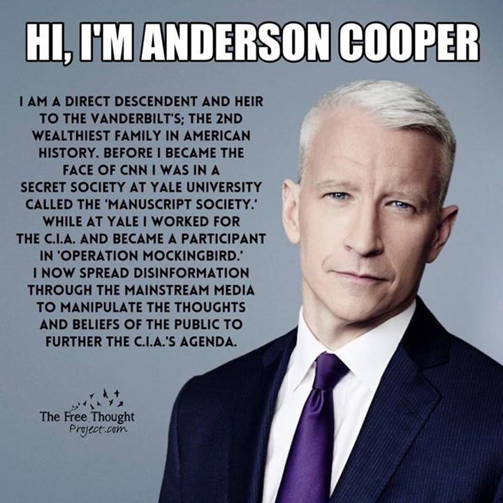 Did you know this about Anderson cooper ?