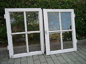 Alte Holzfenster mit Sprossen - Vintage - zur Deko (Köln) | kalaydo.de