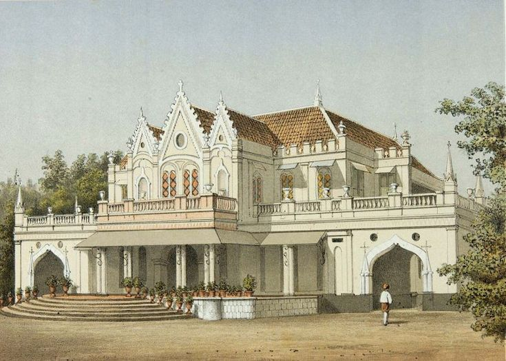 Josias Cornelis Rappard - Rumah Raden Saleh di Menteng
