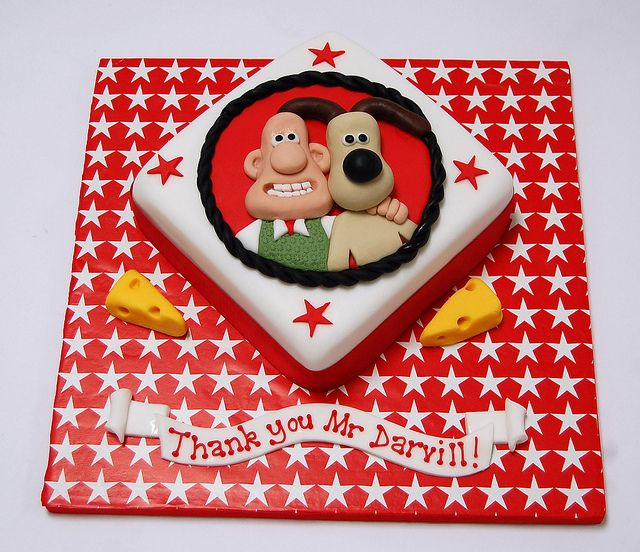 Wallace And Gromit Birthday Decorations