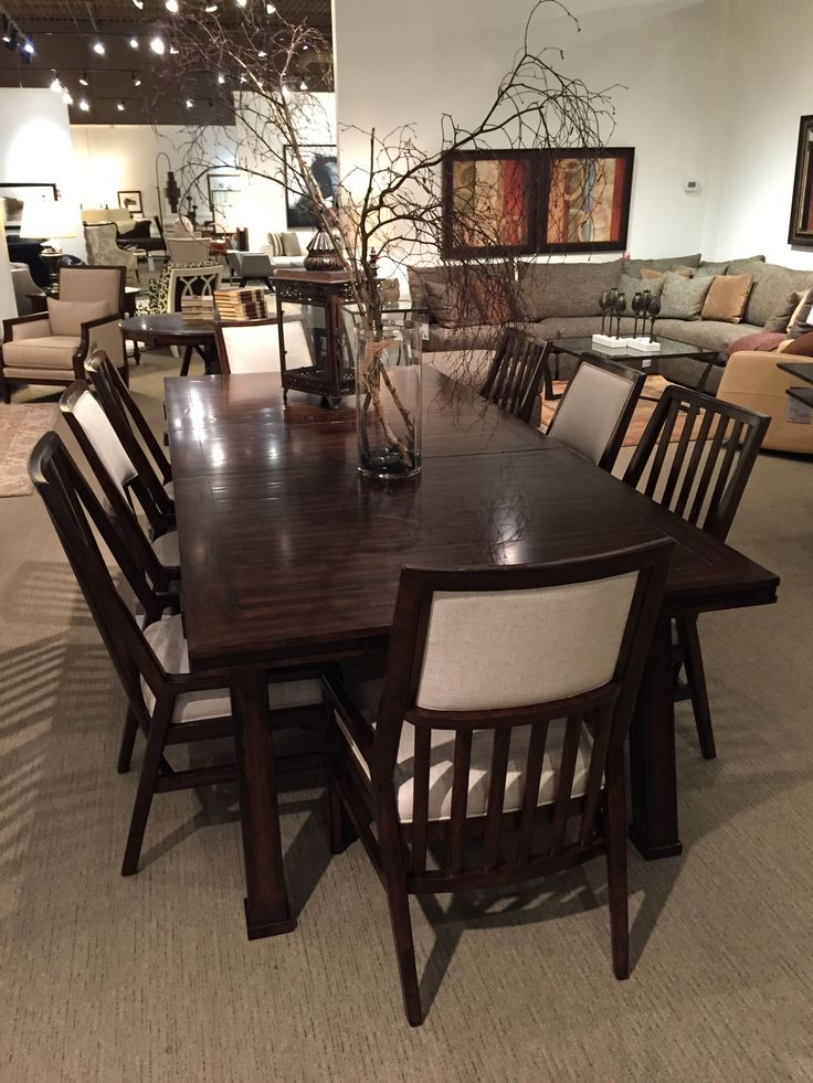 The Newest Dining Room From Stanley Furniture Introducing Newell Now At Cottswood