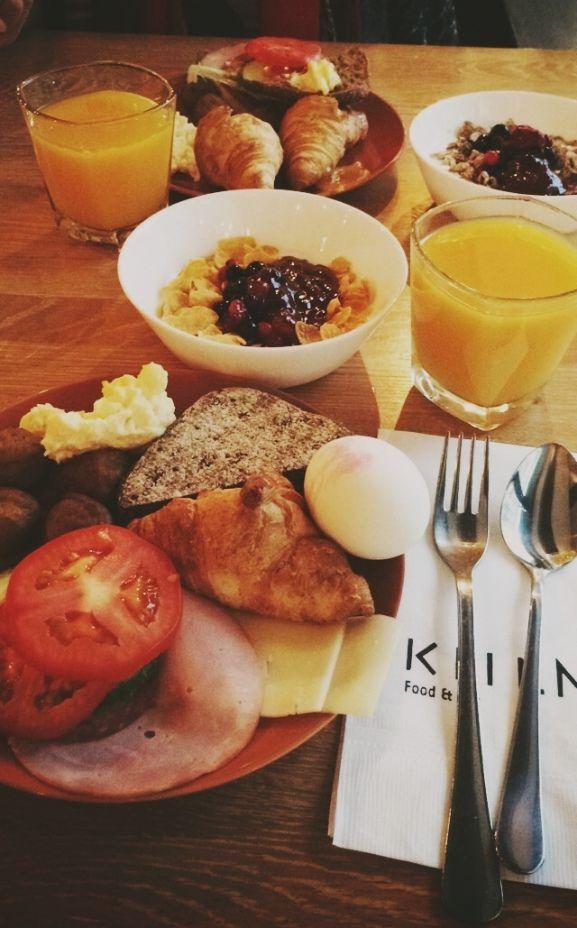 Breakfast @ Kiila