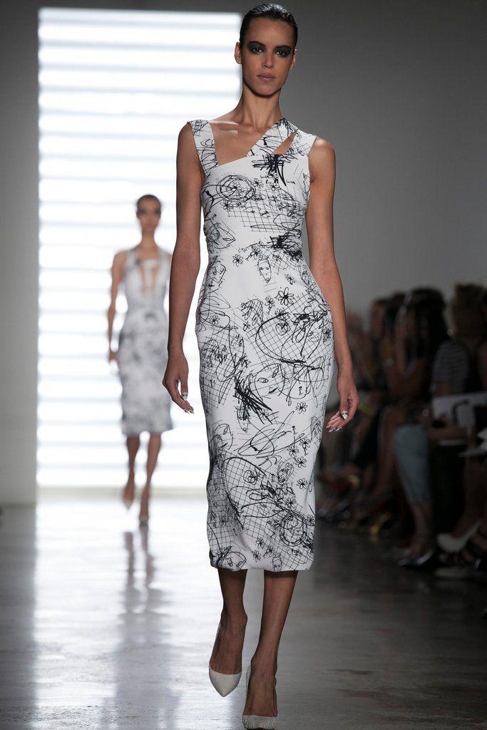 Cushnie et Ochs, fashion, New York