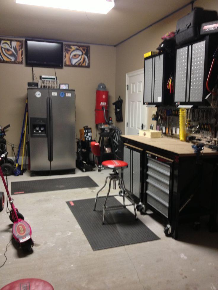 Man Cave Storage Vancouver : Best images about brocks workshop on pinterest