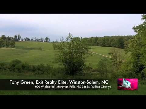 Moravian Falls NC Waterfall | North Carolina Mountain Land for Sale - Moravian Falls, Wilkes Co.