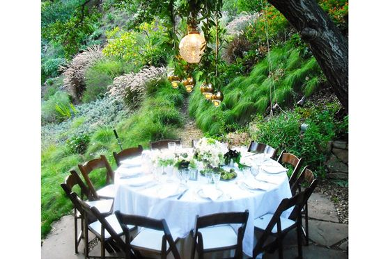 Wedding setting/seating