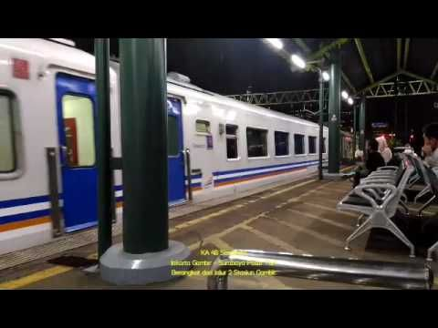 Dari Stasiun Gambir Ke Stasiun Bandung Kini Makin Nyaman - YouTube