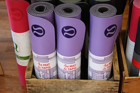 3 Yoga Mats for Sweating, Not Slipping. Need to get one, I slip too much now!